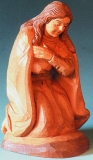 Mary in 17 cm for the Nativity